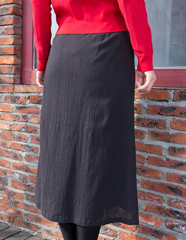 【伊霓裳】YCCW8-0008 时尚不对称半身裙