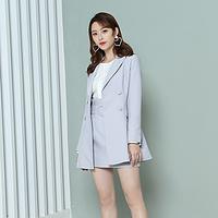 YNS108 chic韓范氣質西裝套裝