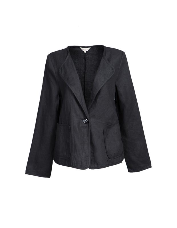 【伊霓裳】YCCW8-0027 时尚休闲翻领外套