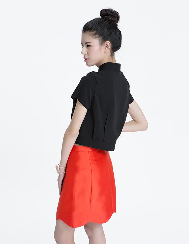 【伊霓裳】YCAL3-8200 甜美百搭花型半裙