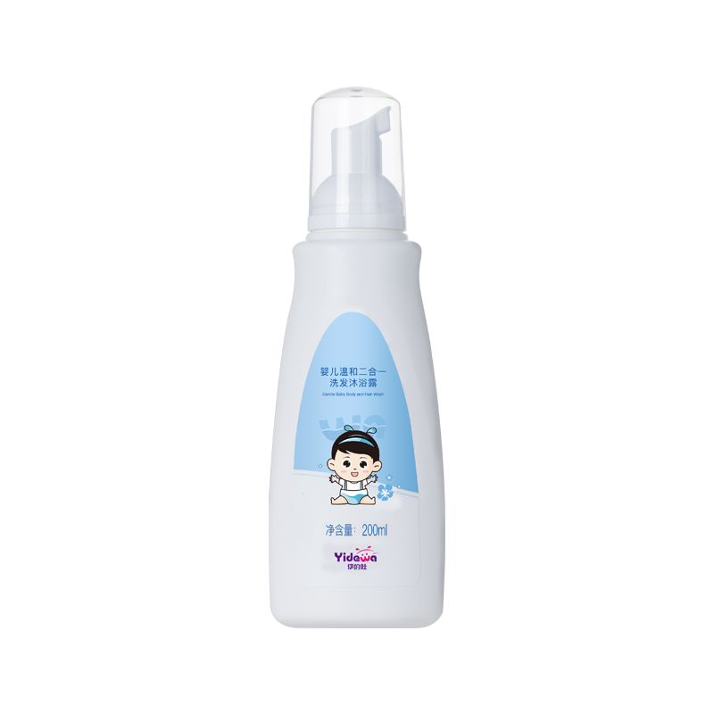 FA07 婴儿温和二合一洗发沐浴露 200ml