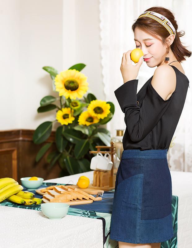 【伊霓裳】服装积分兑换 YCCQ-021 小性感落肩上衣