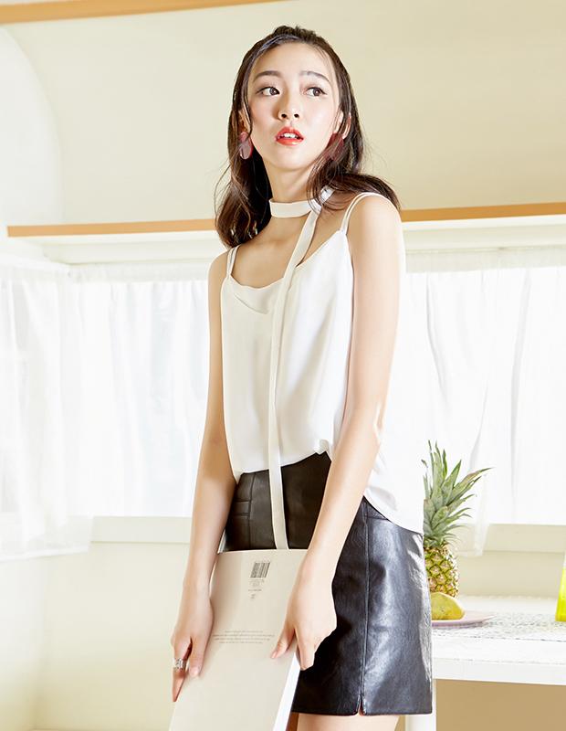 【伊霓裳】服装积分兑换 YCAB-030 轻盈A型吊带背心