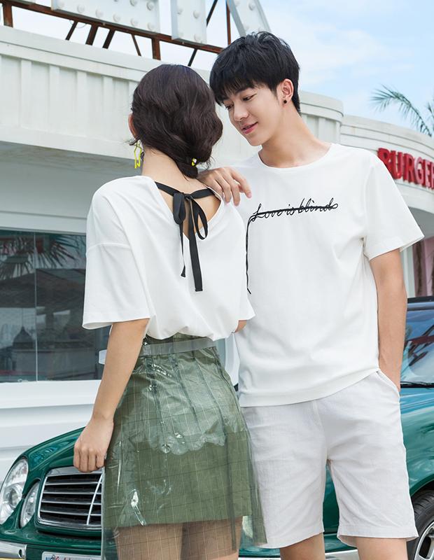 【伊霓裳】Y190855-1 热恋狙击T恤(女)